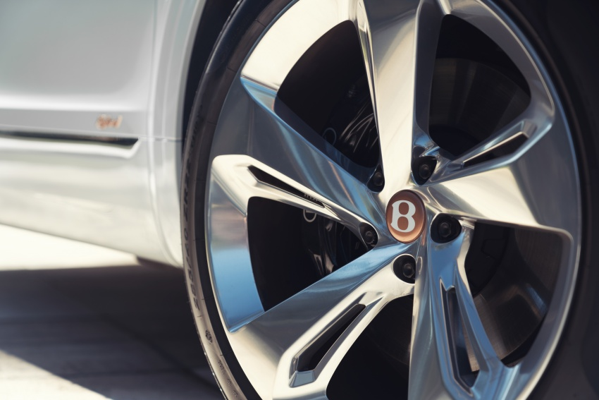 Bentley Bentayga Hybrid – new 3.0L V6, 50 km e-range Image #786372