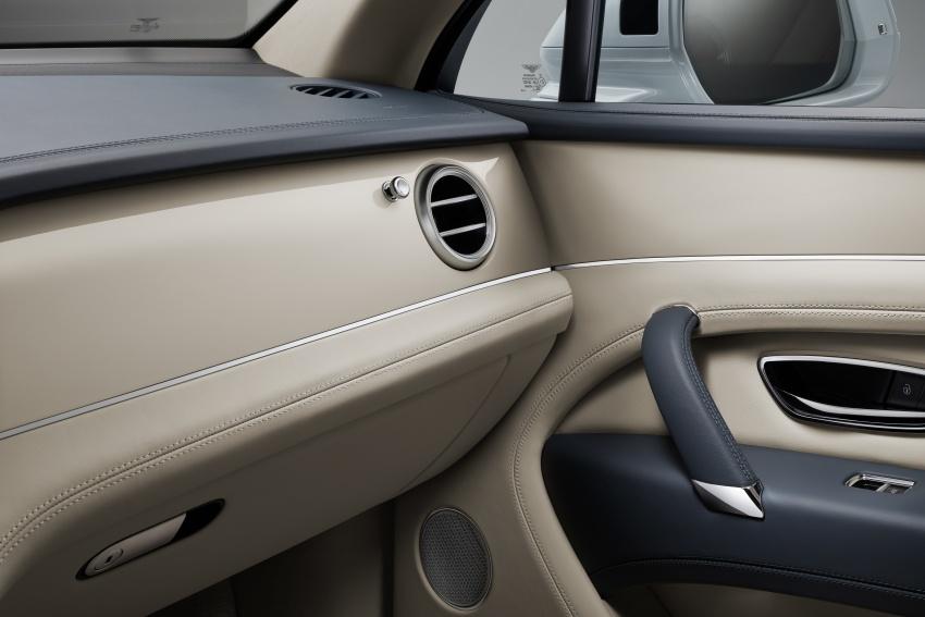 Bentley Bentayga Hybrid – new 3.0L V6, 50 km e-range Image #786358