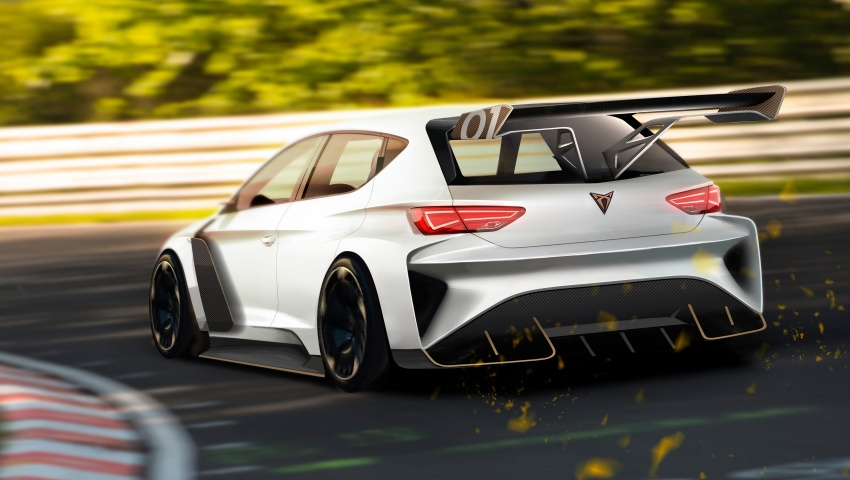 Cupra e-Racer detailed – 670 hp, 0-100 in 3.2 seconds! Image #786817