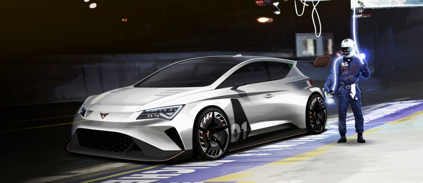 Cupra e-Racer detailed – 670 hp, 0-100 in 3.2 seconds! Image #786818