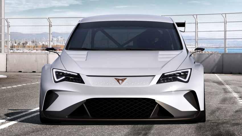 Cupra e-Racer detailed – 670 hp, 0-100 in 3.2 seconds! Image #786819
