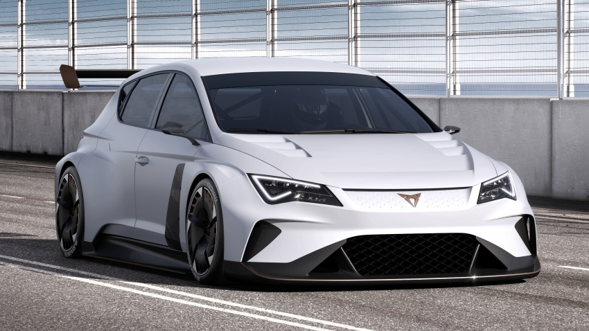 Cupra e-Racer detailed – 670 hp, 0-100 in 3.2 seconds! Image #786821