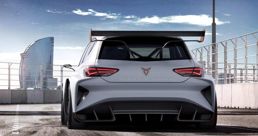 Cupra e-Racer detailed – 670 hp, 0-100 in 3.2 seconds! Image #786823