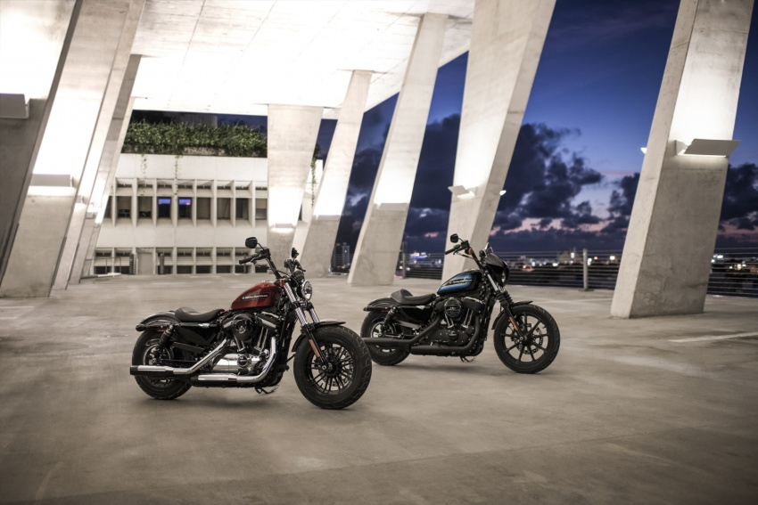2018 Harley-Davidson Malaysia prices – from RM56k Image #789614