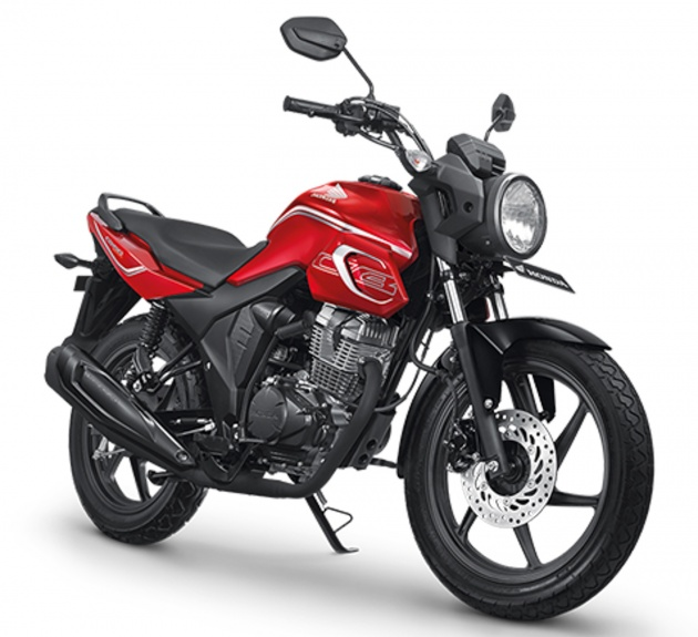 A New Model In The Indonesia Motorcycle Market Is 2018 Honda CB150 Verza Intended For Budget Commuter End Of
