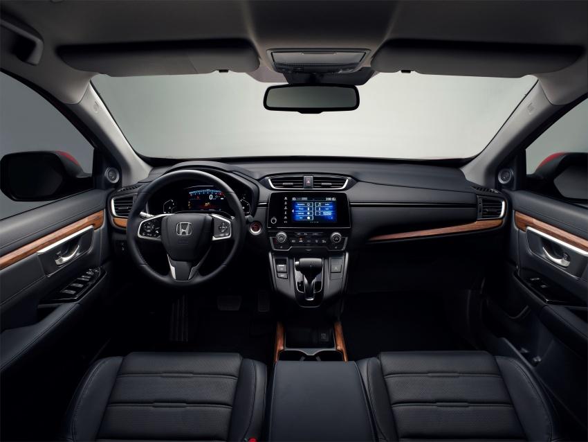 Honda CR-V untuk Eropah didedah sebelum ke Geneva – pilihan sistem i-MMD hybrid, 7-tempat duduk Image #784435