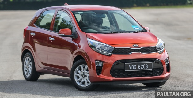 Gst Zero Rated Kia Cars Up To Rm11k Less Until May 31