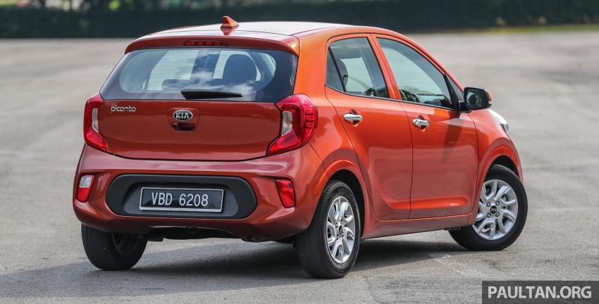 Driven Web Series 2018: family hatchbacks in Malaysia – 2018 Perodua Myvi vs Proton Iriz vs Kia Picanto! Image #800151