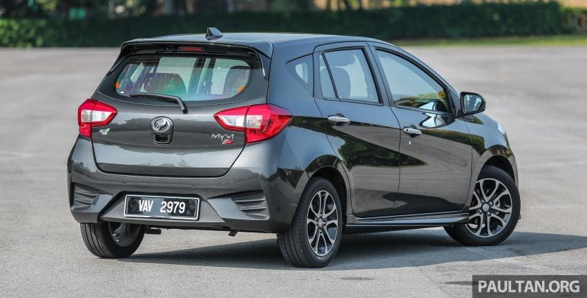 Driven Web Series 2018: family hatchbacks in Malaysia – 2018 Perodua Myvi vs Proton Iriz vs Kia Picanto! Image #800111