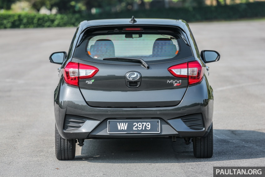 Driven Web Series 2018: family hatchbacks in Malaysia – 2018 Perodua Myvi vs Proton Iriz vs Kia Picanto! Image #800113