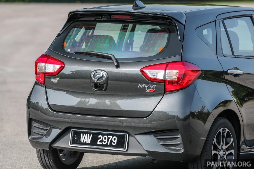 Driven Web Series 2018: family hatchbacks in Malaysia – 2018 Perodua Myvi vs Proton Iriz vs Kia Picanto! Image #800116