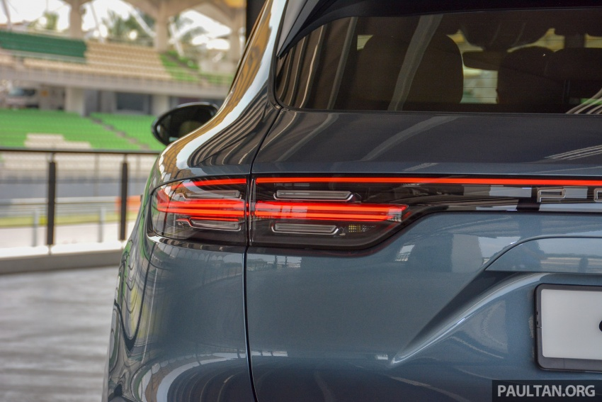 Porsche Cayenne 2018 ditampilkan lagi di Malaysia Image #791827