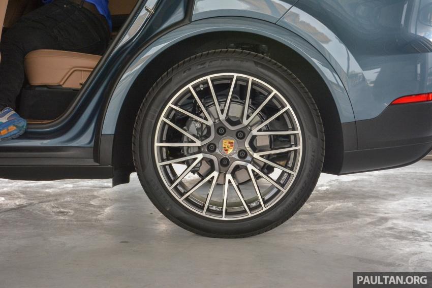2018 Porsche Cayenne makes regional debut in M'sia Image #791732