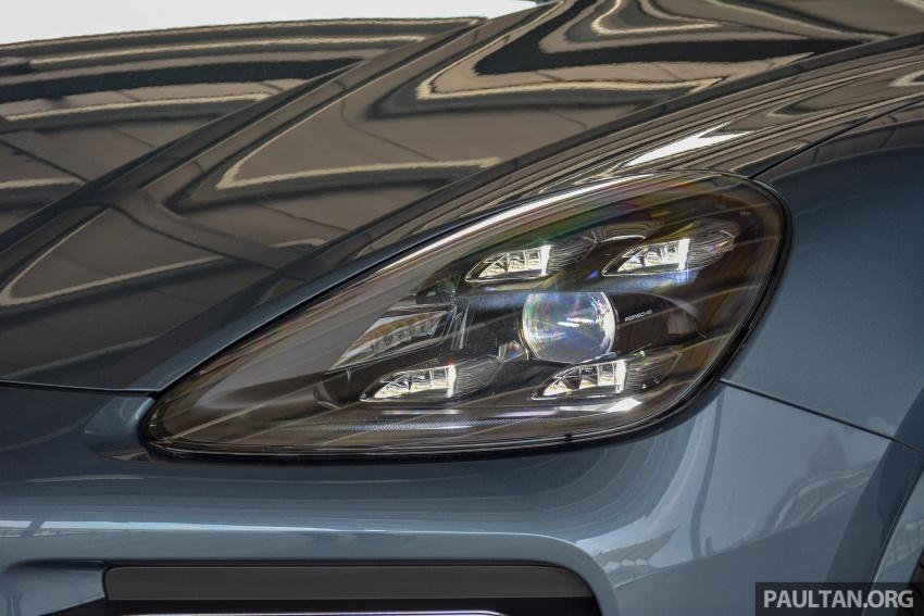 2018 Porsche Cayenne makes regional debut in M'sia Image #791733