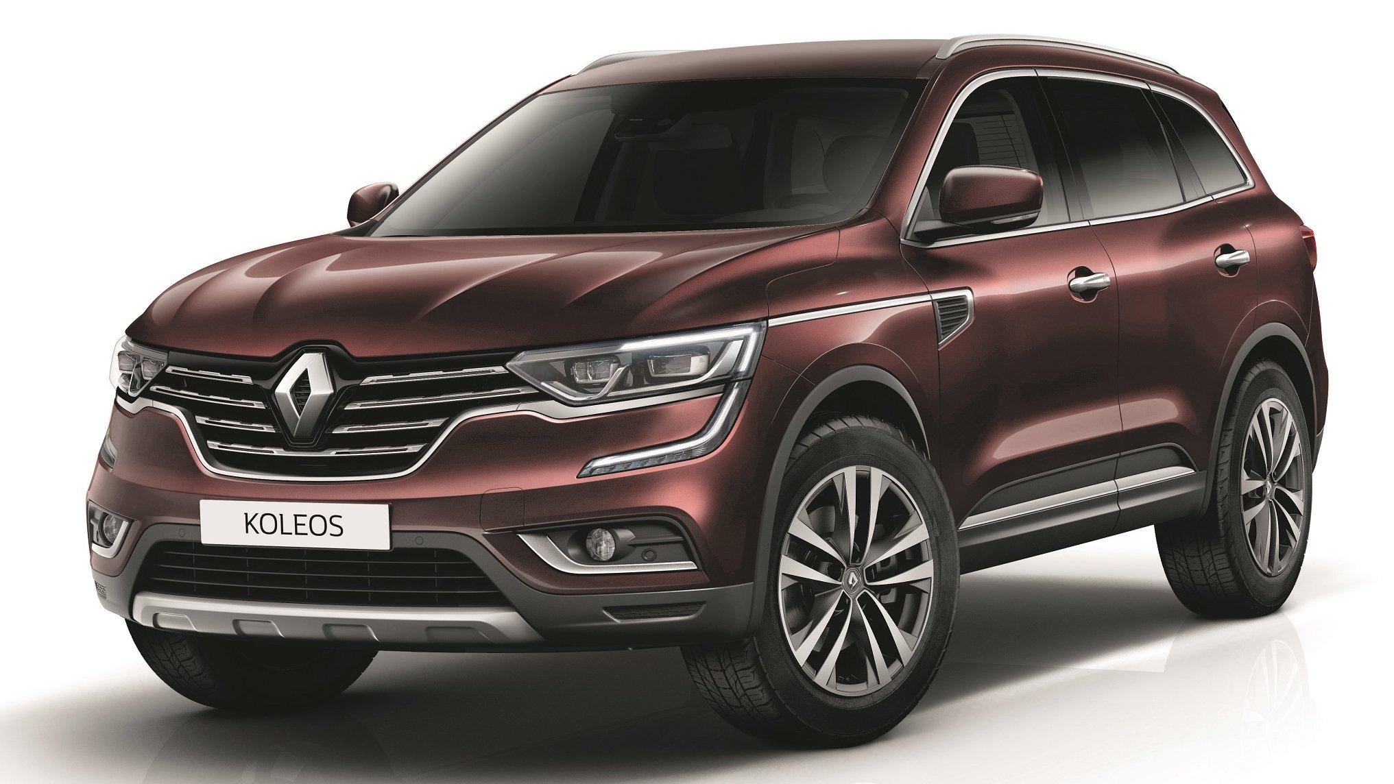 Renault Koleos Signature 2WD In Malaysia