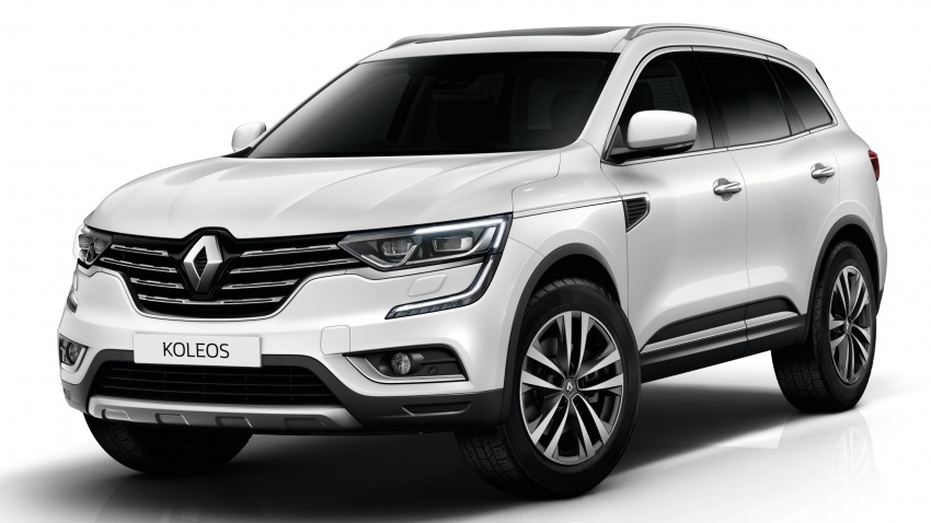 Renault Koleos Signature 2WD in Malaysia – RM199k Image #800266
