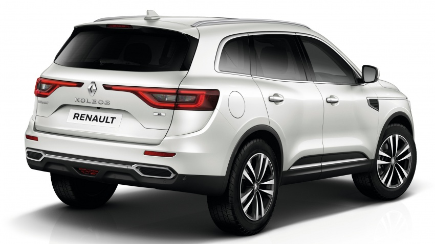 Renault Koleos Signature 2WD in Malaysia – RM199k Image #800267