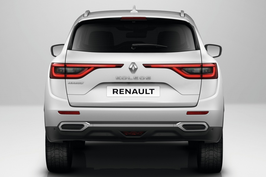 Renault Koleos Signature 2WD in Malaysia – RM199k Image #800261
