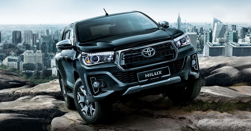 2018 Toyota Hilux facelift debuts in Malaysia with two L-Edition models – 2.4L and 2.8L, from RM119,300 Image #790475
