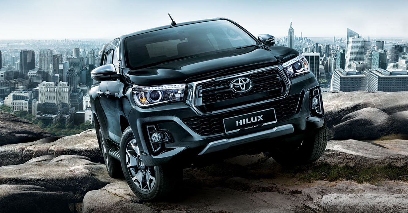 2018 toyota hilux facelift debuts in malaysia with two l edition models auto breaking news. Black Bedroom Furniture Sets. Home Design Ideas