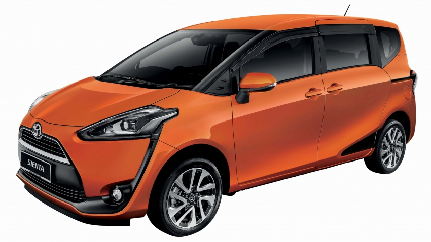 2018 Toyota Sienta Updated With New Features