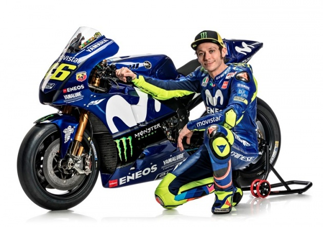 valentino rossi signs with yamaha for two more years. Black Bedroom Furniture Sets. Home Design Ideas