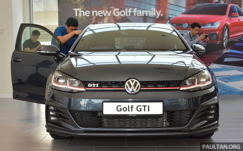 2018 Volkswagen Golf GTI facelift launched – RM240k Image #794885