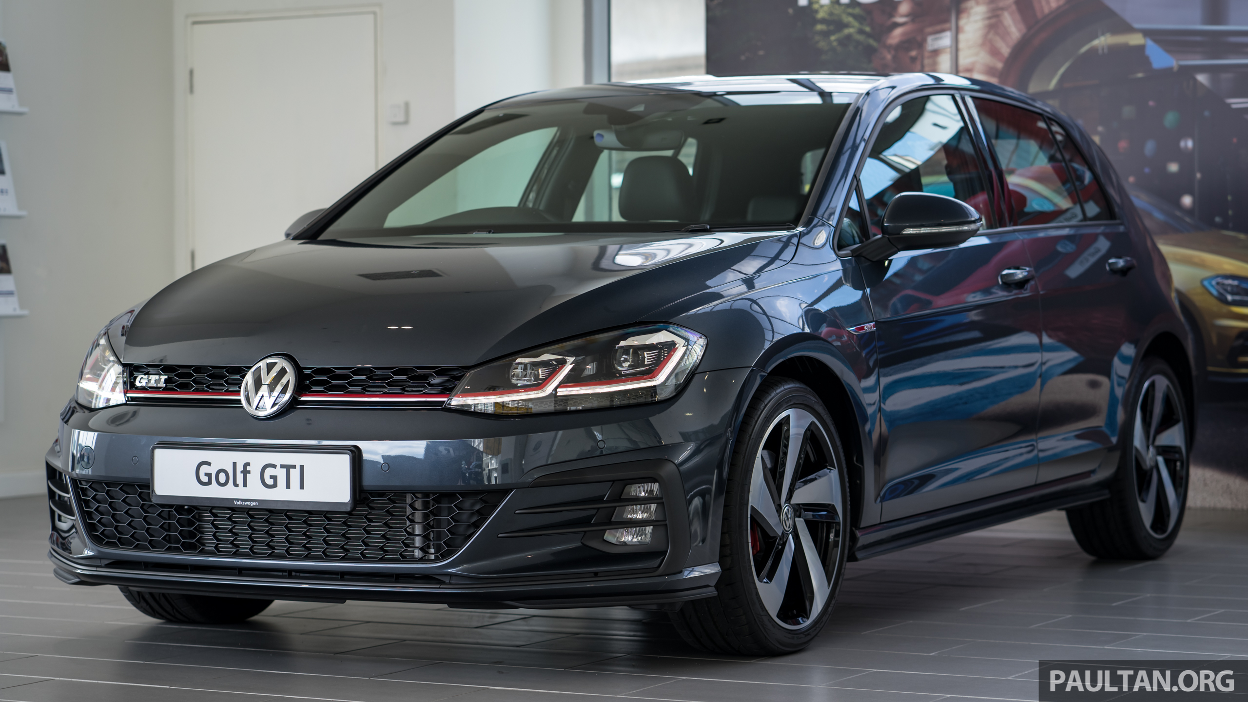 2018 Volkswagen Golf Gti Mk7 5 Launch In Malaysia Paul Tan Image