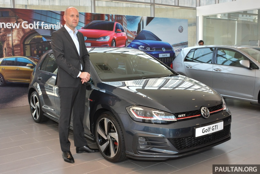 2018 Volkswagen Golf GTI facelift launched – RM240k Image #794822