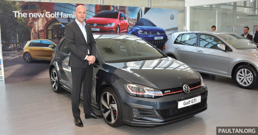 2018 Volkswagen Golf GTI facelift launched – RM240k Image #794824