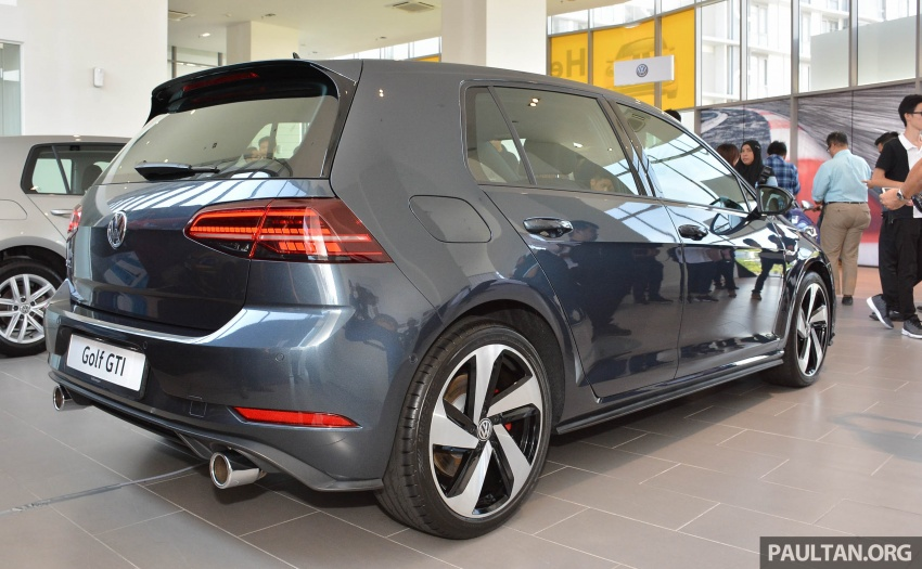 2018 Volkswagen Golf GTI facelift launched – RM240k Image #794825