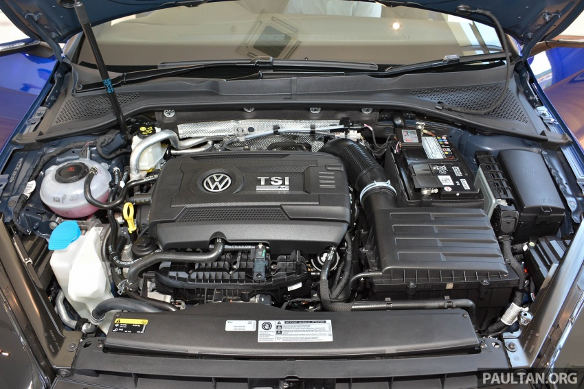 2018 Volkswagen Golf R debuts in Malaysia – RM296k Image #795165