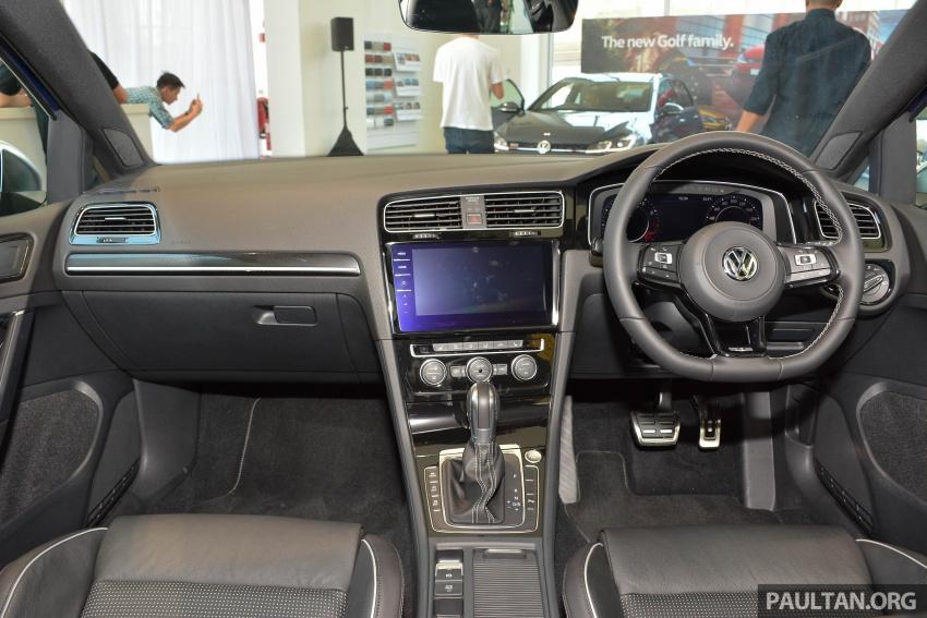 Volkswagen Golf R 2018 mendarat di pasaran Malaysia – 2.0 liter TSI berkuasa 290 PS/380 Nm, AWD, RM296k Image #795111