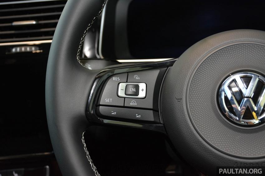 Volkswagen Golf R 2018 mendarat di pasaran Malaysia – 2.0 liter TSI berkuasa 290 PS/380 Nm, AWD, RM296k Image #795116