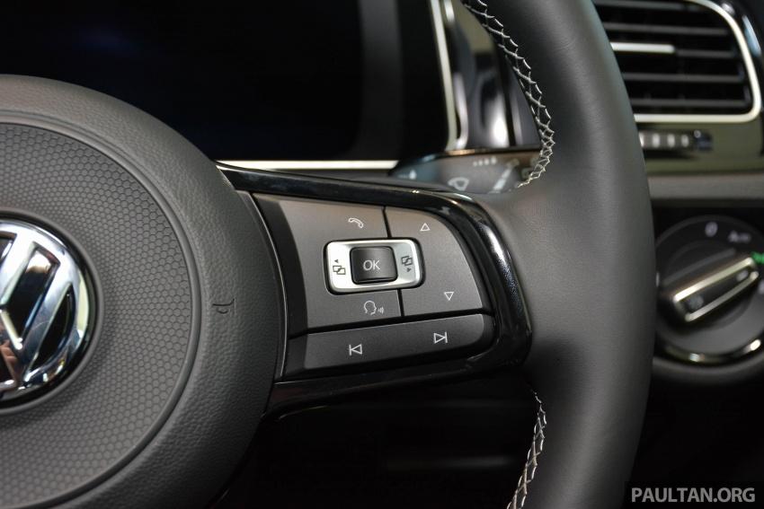 Volkswagen Golf R 2018 mendarat di pasaran Malaysia – 2.0 liter TSI berkuasa 290 PS/380 Nm, AWD, RM296k Image #795117
