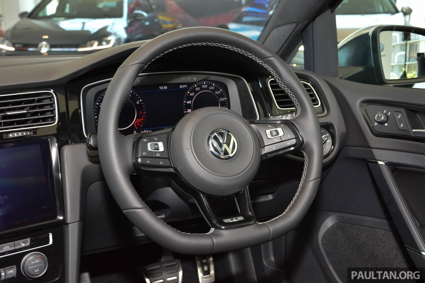 2018 Volkswagen Golf R debuts in Malaysia – RM296k Image #795178