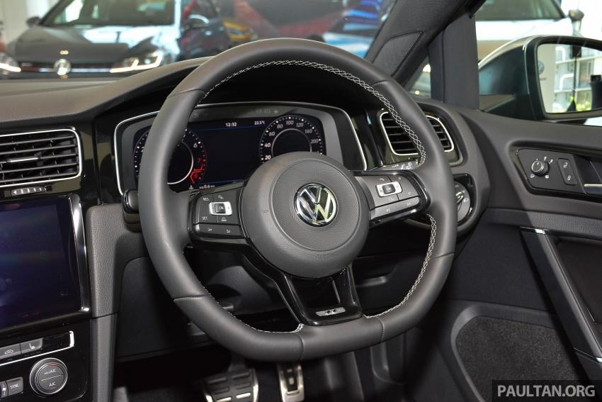 Volkswagen Golf R 2018 mendarat di pasaran Malaysia – 2.0 liter TSI berkuasa 290 PS/380 Nm, AWD, RM296k Image #795123
