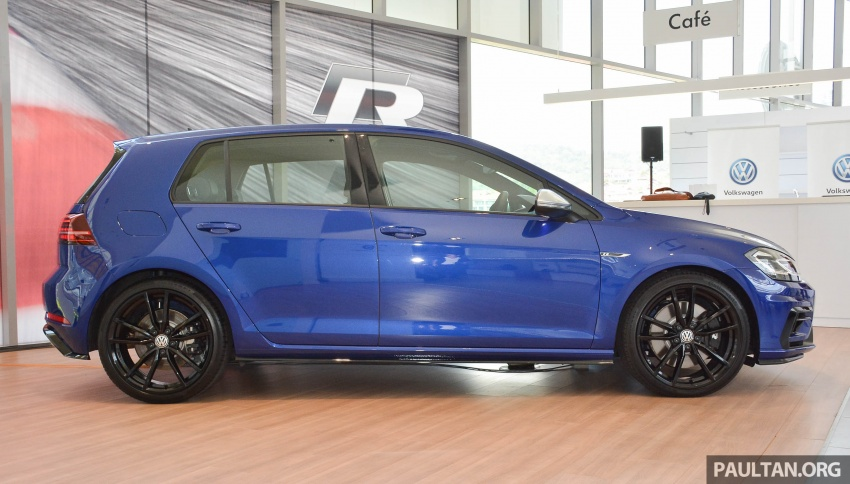 2018 Volkswagen Golf R debuts in Malaysia – RM296k Image #795144
