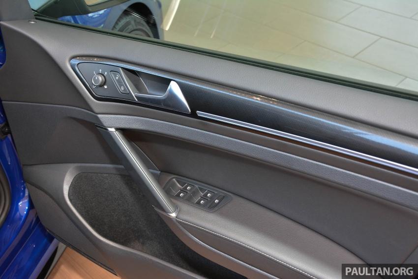 Volkswagen Golf R 2018 mendarat di pasaran Malaysia – 2.0 liter TSI berkuasa 290 PS/380 Nm, AWD, RM296k Image #795126