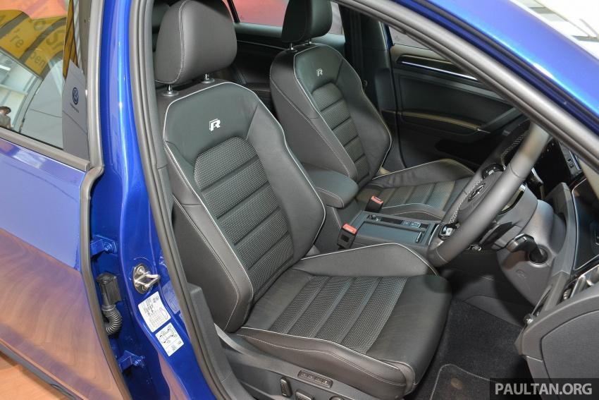 Volkswagen Golf R 2018 mendarat di pasaran Malaysia – 2.0 liter TSI berkuasa 290 PS/380 Nm, AWD, RM296k Image #795127