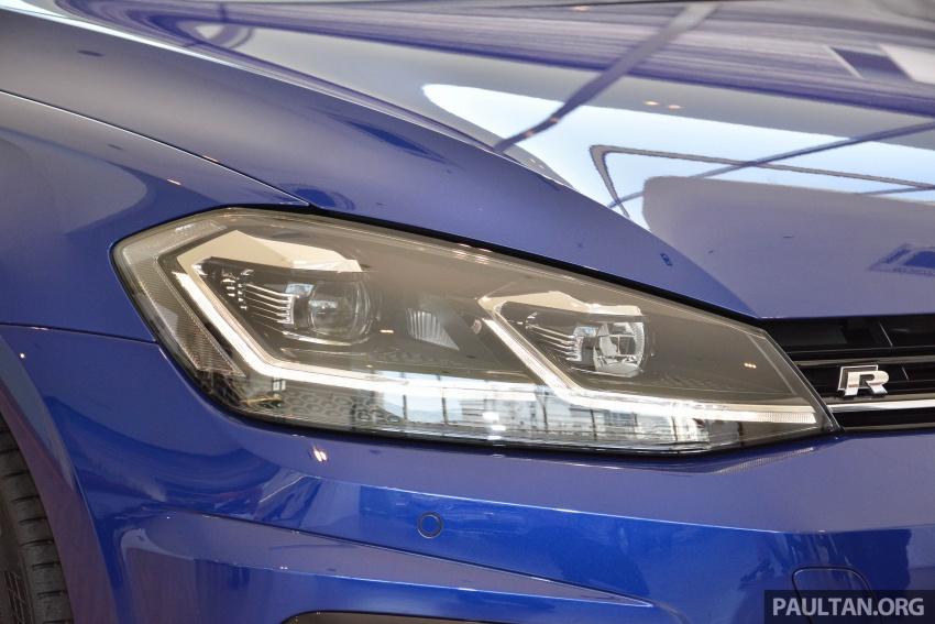 2018 Volkswagen Golf R debuts in Malaysia – RM296k Image #795145