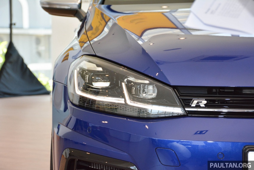 2018 Volkswagen Golf R debuts in Malaysia – RM296k Image #795146