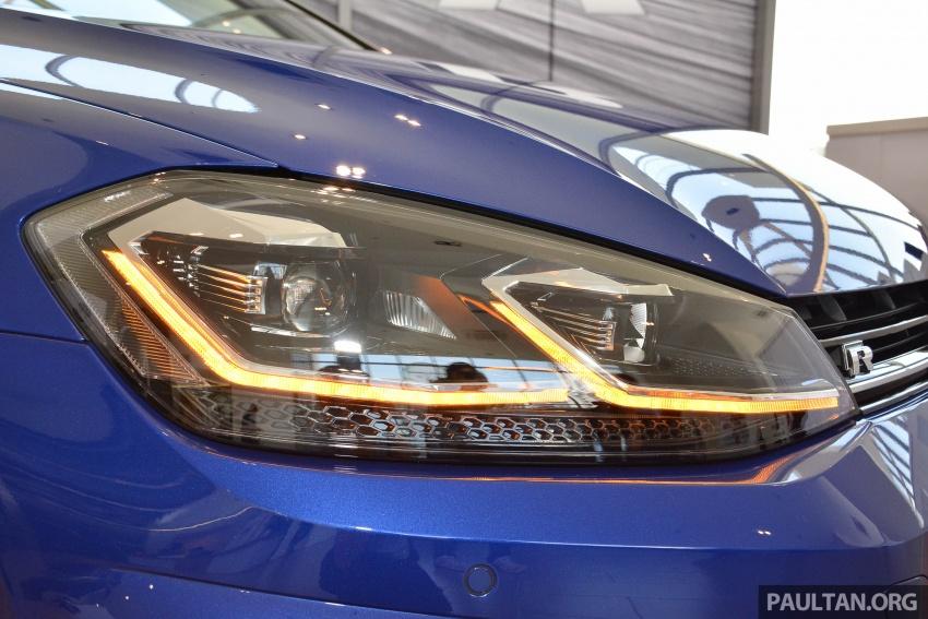 Volkswagen Golf R 2018 mendarat di pasaran Malaysia – 2.0 liter TSI berkuasa 290 PS/380 Nm, AWD, RM296k Image #795079