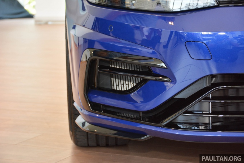 2018 Volkswagen Golf R debuts in Malaysia – RM296k Image #795149