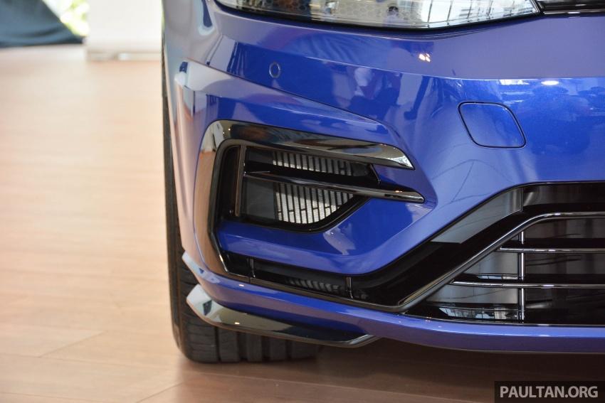 Volkswagen Golf R 2018 mendarat di pasaran Malaysia – 2.0 liter TSI berkuasa 290 PS/380 Nm, AWD, RM296k Image #795083
