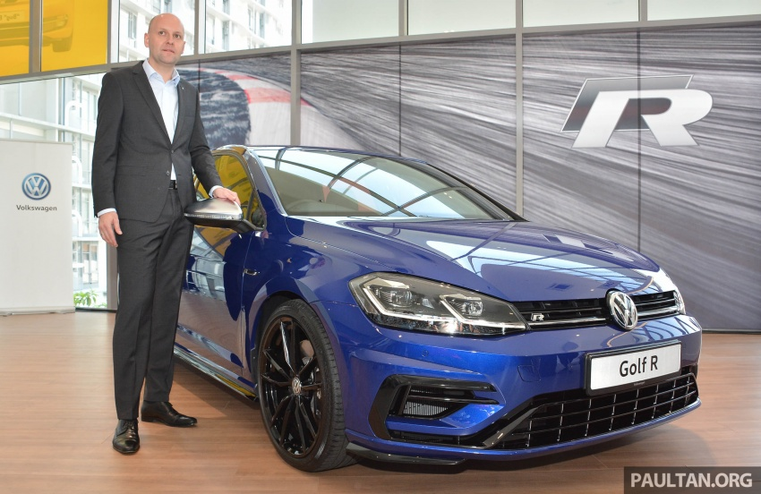 2018 Volkswagen Golf R debuts in Malaysia – RM296k Image #794819