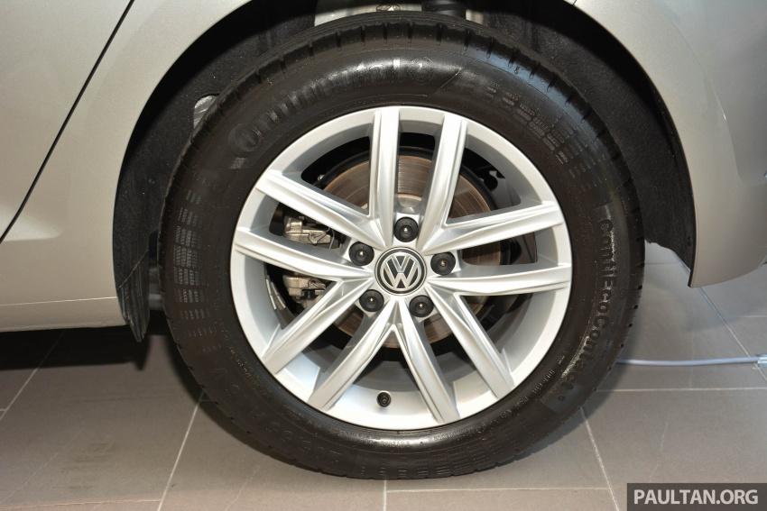 Volkswagen Golf 2018 kini tiba di pasaran Malaysia – 1.4 TSI Sportline dan R-Line, RM156k hingga RM170k Image #794918