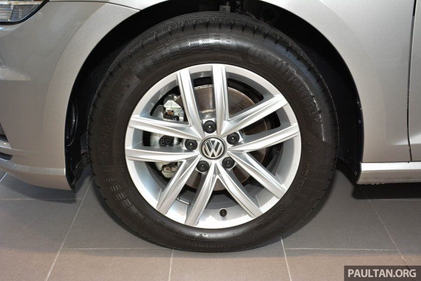 Volkswagen Golf 1.4 TSI facelift introduced in Malaysia – Sportline and R-Line trims, RM156k to RM170k Image #795049