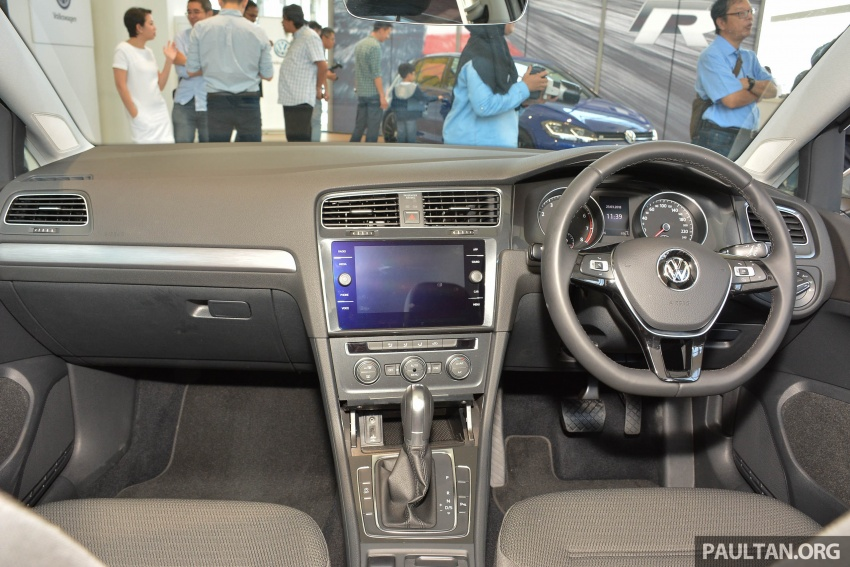 Volkswagen Golf 1.4 TSI facelift introduced in Malaysia – Sportline and R-Line trims, RM156k to RM170k Image #795056