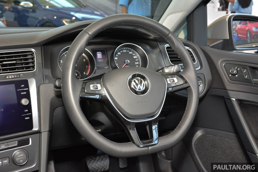 Volkswagen Golf 1.4 TSI facelift introduced in Malaysia – Sportline and R-Line trims, RM156k to RM170k Image #795060